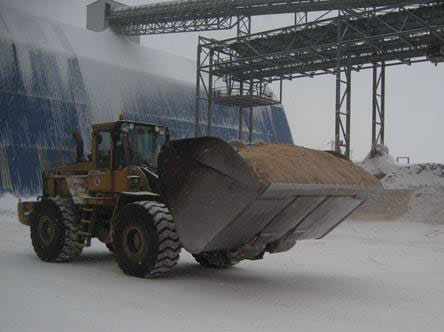 Russia – Waste Biomass energy plant